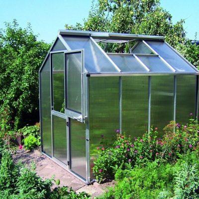Hoklartherm tuinkas Bio-top 215 cm breed
