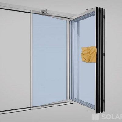 Solarlux balkonbeglazing SL25R
