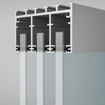 Solarlux balkonbeglazing SL20