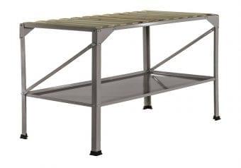 Tuinkas tafel