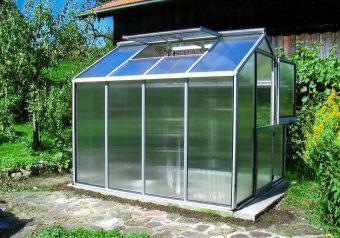 Hoklartherm tuinkas Bio top 1, 215 x 260 cm