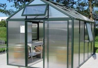 Hoklartherm tuinkas Bio varis L, 310 x 310 cm
