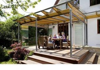 Solarlux tuinkamer type SDL Aura