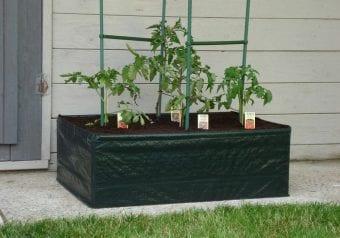 Terrasmoestuin voor hogere planten, afmeting 70 x 45 cm