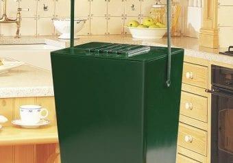 Keukenafvalemmer met geurfilters
